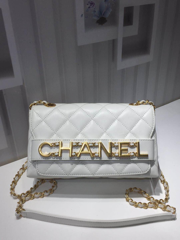 香奈儿Chanel春夏爆款字母包专柜复刻顶级原单包包