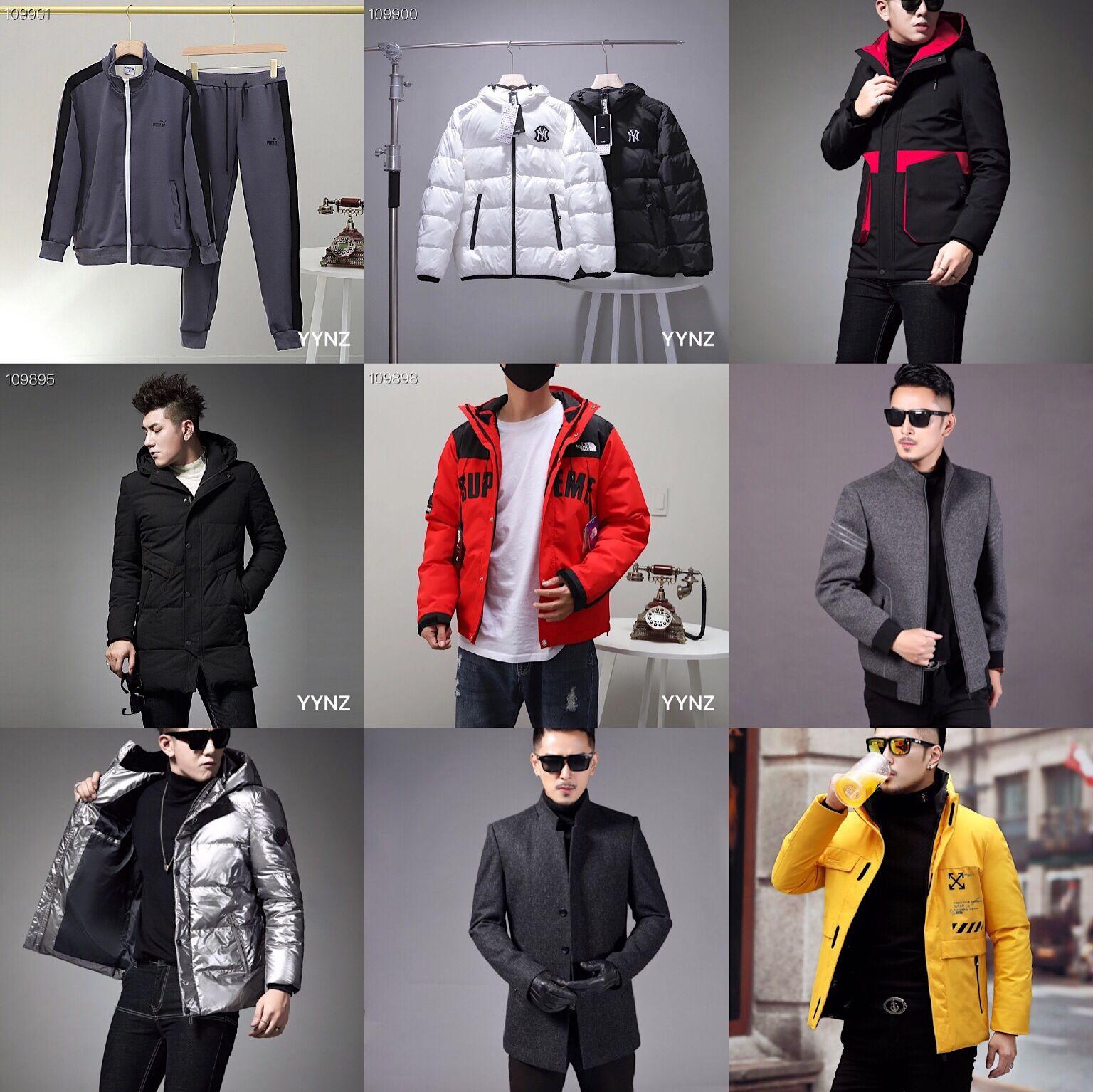 爆款高端男装货源-高品质服装-可退换一件代发