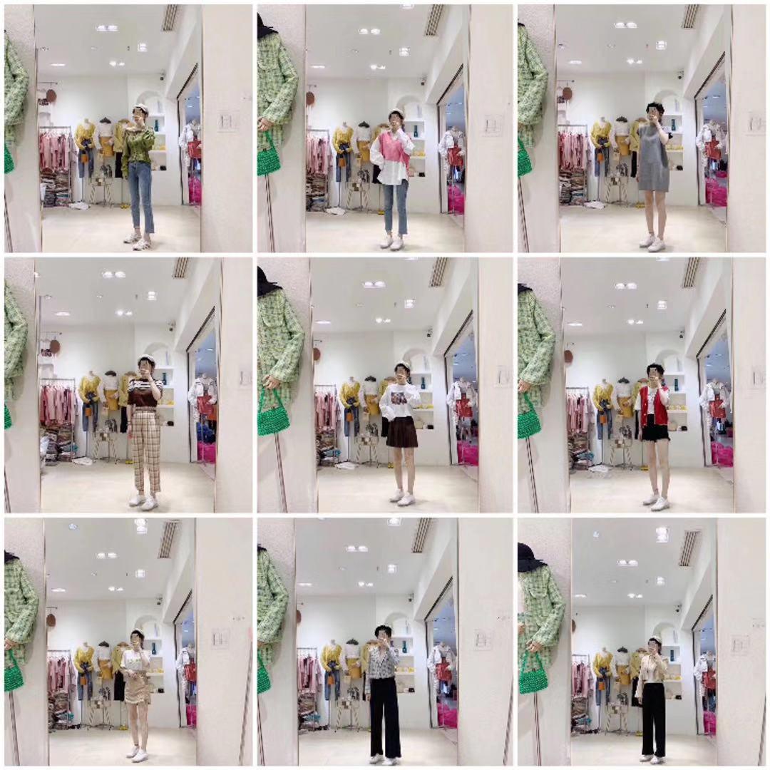 抖音爆款潮流女装,免费代理一件代发支持淘宝实体店供货