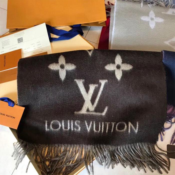 lv reykjavik围巾,明星同款奢侈品高仿货源工厂批发