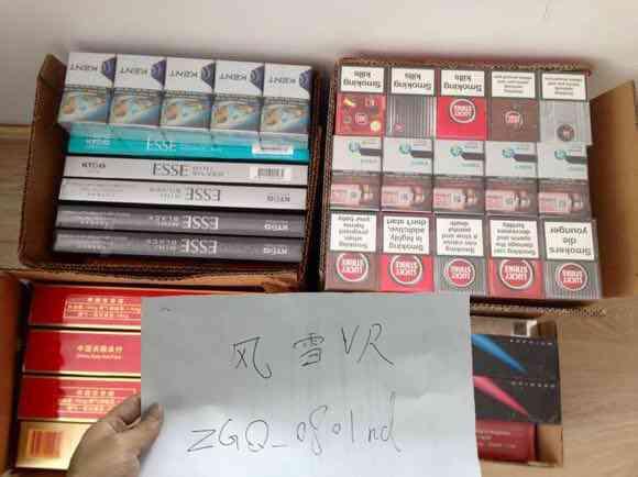 稀缺狠货男人硬货国烟外烟一手货源一件代发