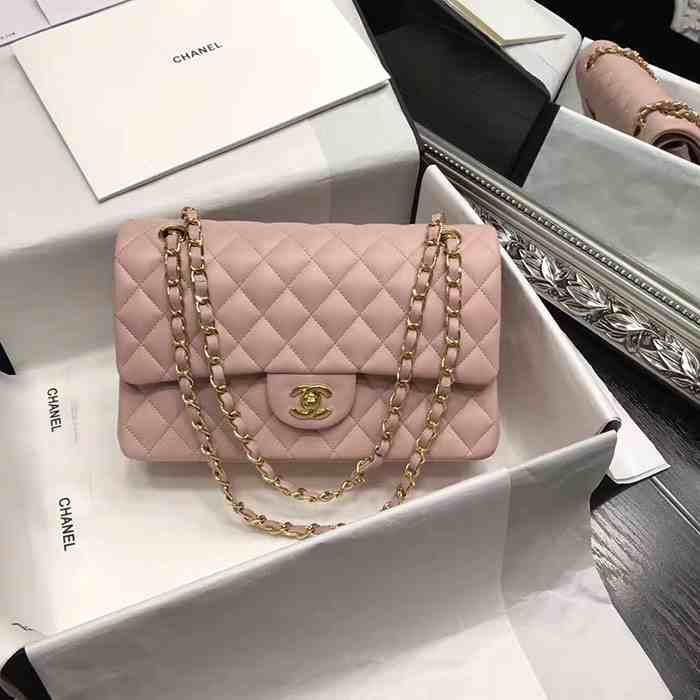 CHANEL香奈儿CF羊皮,每个年龄段都可以驾驭的经典奢侈品包包