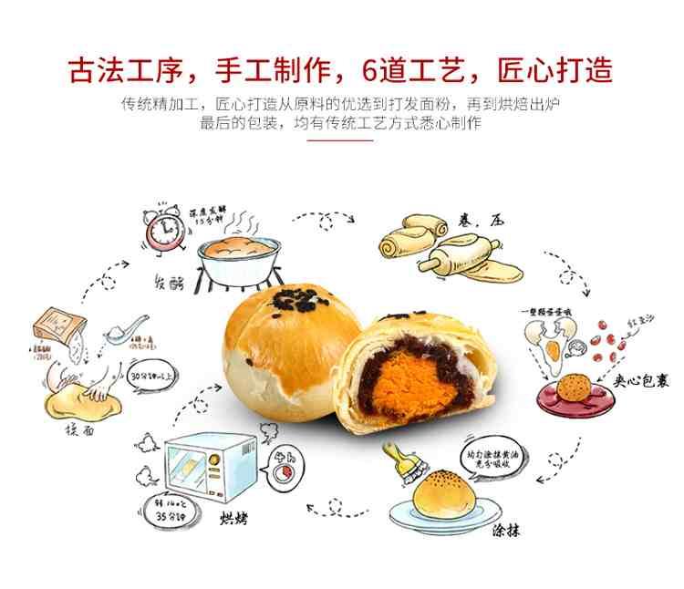 奇曼蛋黄酥113货源网,微商货源网 第7张